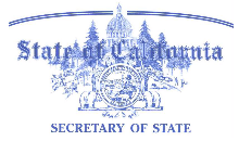 Secretary of State of California